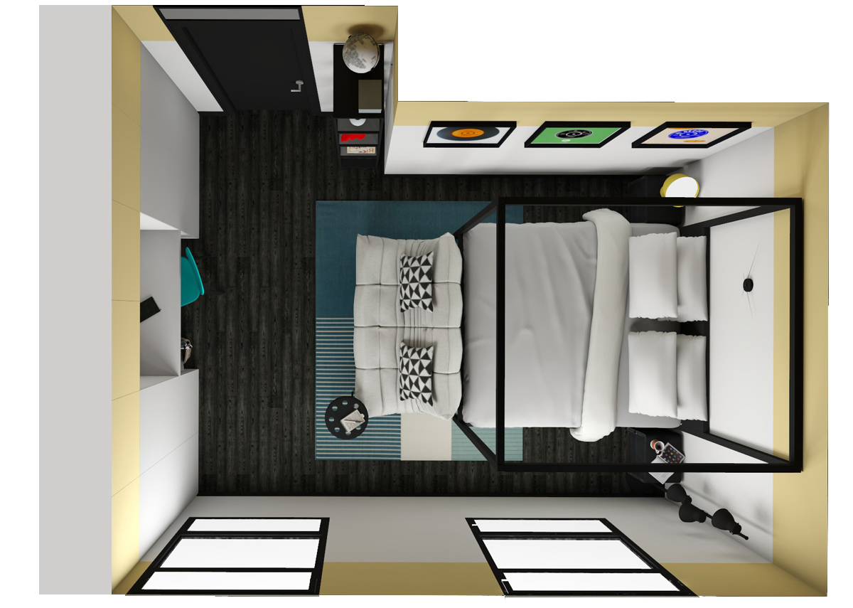 Interior Design Consultant A Designer At Heart Bedroom interior design After 03