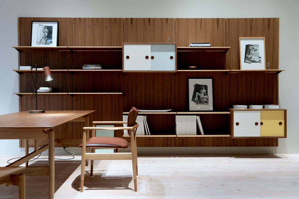 A Designer At Heart Salone del Mobile 2018 finn juhl 04