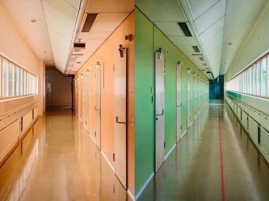 paimio-sanatorioum-corridors
